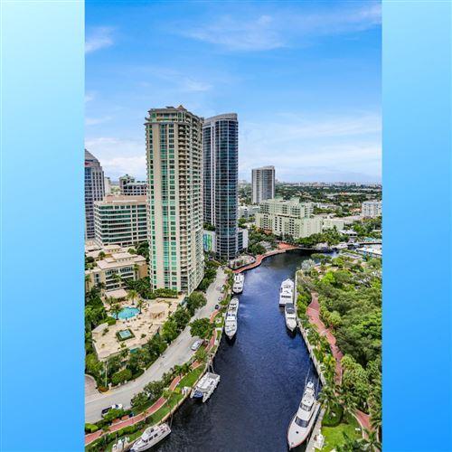 Photo of 511 SE 5 Avenue #1811, Fort Lauderdale, FL 33301 (MLS # RX-10654788)