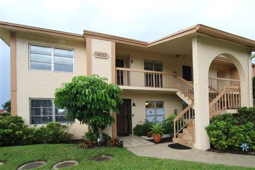 Photo of 13022 Lady Palm Court #A, Delray Beach, FL 33484 (MLS # RX-10665788)