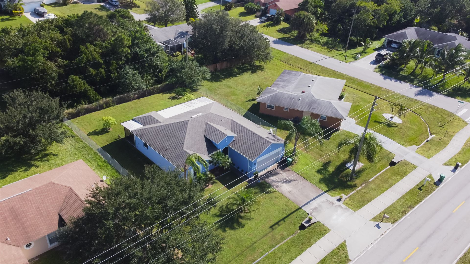 Photo of 2193 SW Cameo Boulevard, Port Saint Lucie, FL 34953 (MLS # RX-10675788)