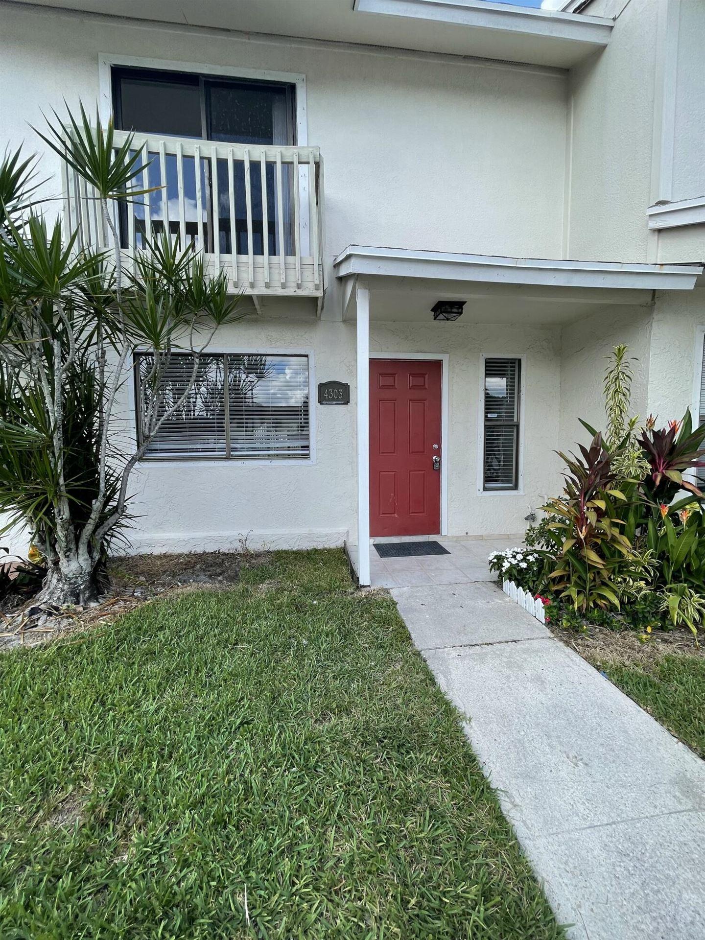 4303 Inlet Circle Circle, Greenacres, FL 33463 - MLS#: RX-10754788