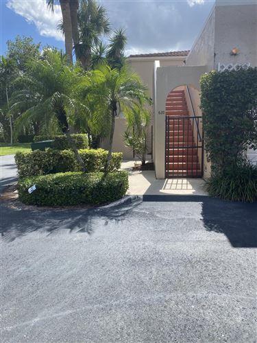 Photo of 6638 Villa Sonrisa Drive #610, Boca Raton, FL 33433 (MLS # RX-10753789)