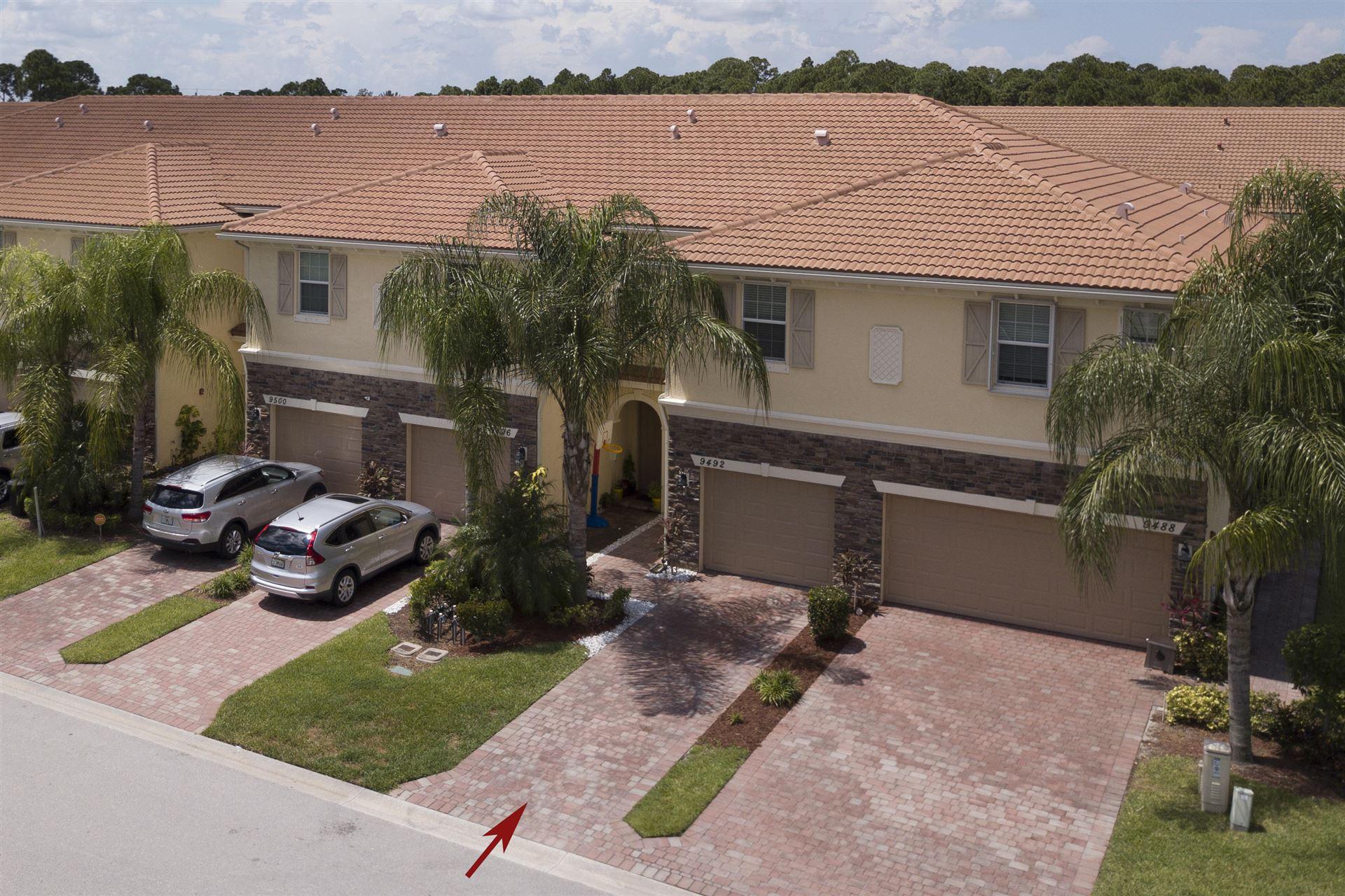 9492 SW Otter Lane, Stuart, FL 34997 - #: RX-10651789