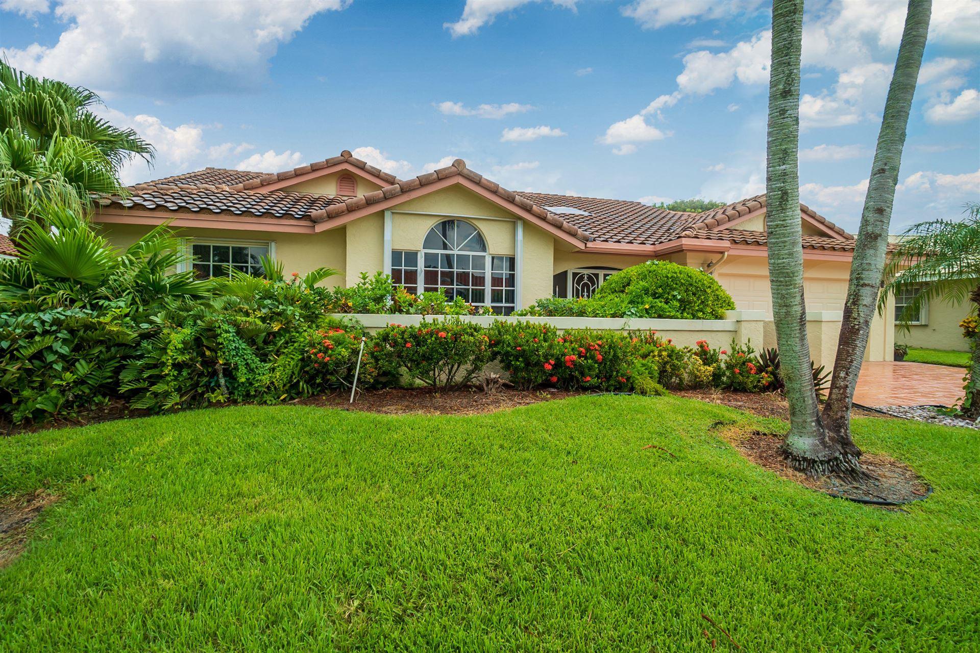 6186 Golf Villas Drive, Boynton Beach, FL 33437 - #: RX-10659789
