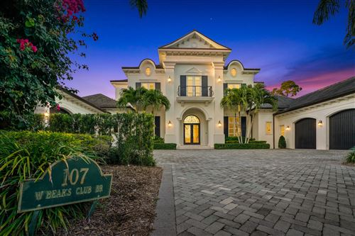 Photo of 107 W Bears Club Drive, Jupiter, FL 33477 (MLS # RX-10532790)
