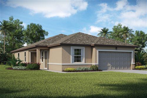 Photo of 5101 Armina Place #29, Fort Pierce, FL 34951 (MLS # RX-10754790)
