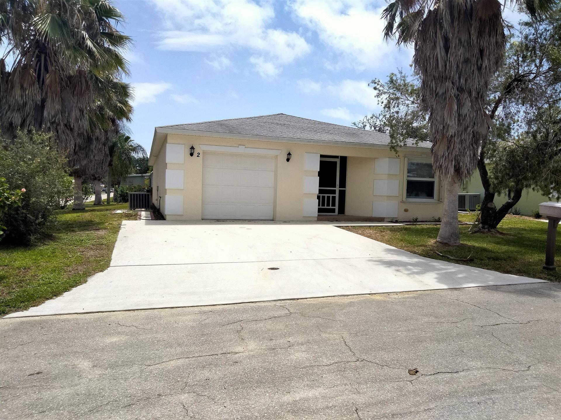 2 Juarez Lane, Port Saint Lucie, FL 34952 - #: RX-10730790