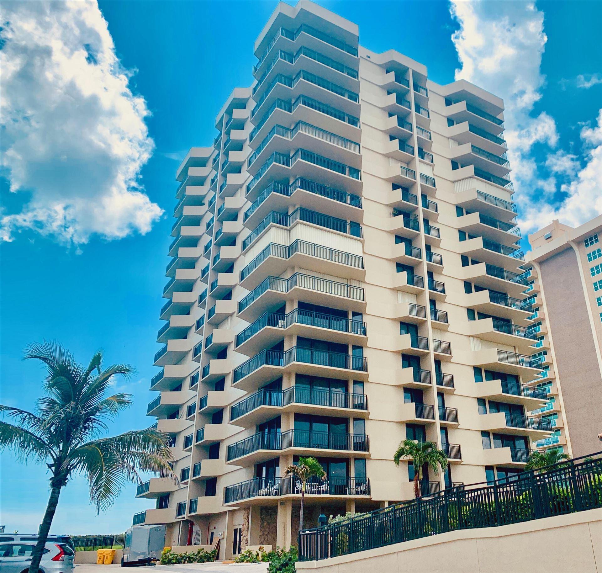 5460 N Ocean Drive #1d, Singer Island, FL 33404 - MLS#: RX-10734790