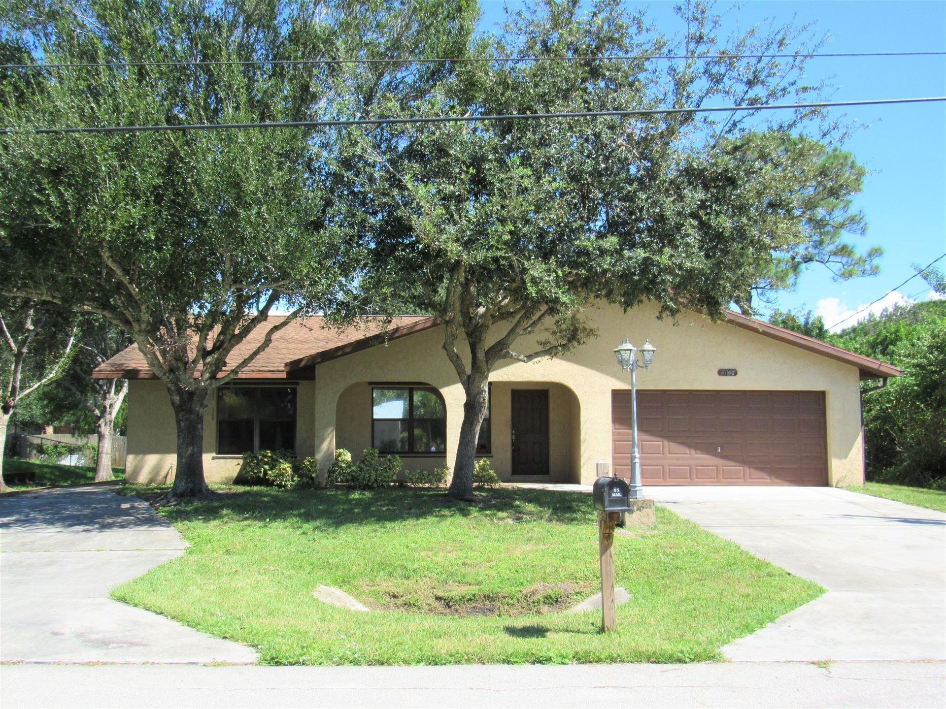 6104 Bamboo Drive, Fort Pierce, FL 34982 - #: RX-10748790