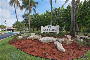 Photo of 103 Sea Oats Drive #F, Juno Beach, FL 33408 (MLS # RX-10553791)