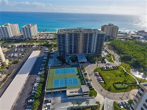 Photo of 3400 S Ocean Boulevard #4i, Highland Beach, FL 33487 (MLS # RX-10556791)