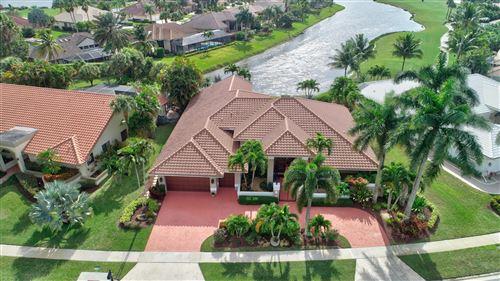 Photo of 10547 Stonebridge Boulevard, Boca Raton, FL 33498 (MLS # RX-10599791)