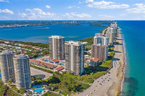 Photo of 4000 N Ocean Drive #502, Singer Island, FL 33404 (MLS # RX-10695791)