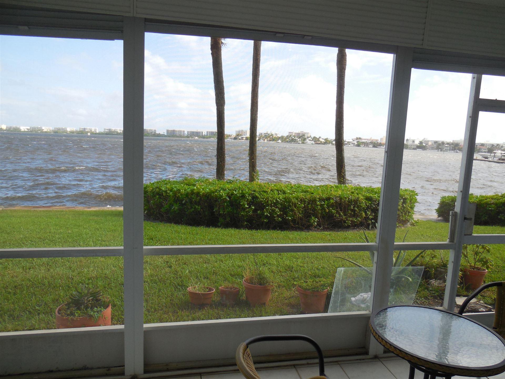Photo of 100 Waterway Drive S #108, Lantana, FL 33462 (MLS # RX-10669791)