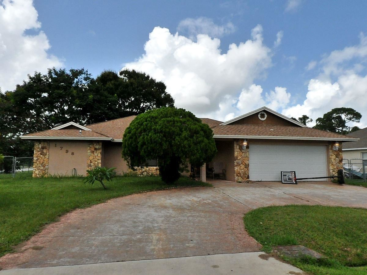 1798 SE Mansfield Street, Port Saint Lucie, FL 34952 - #: RX-10670791