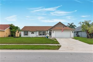 Photo of 6425 Indian Wells Boulevard, Boynton Beach, FL 33437 (MLS # RX-10539792)