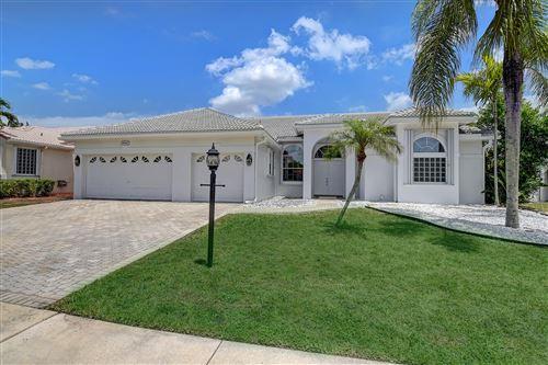 Photo of 9540 Lake Serena Drive, Boca Raton, FL 33496 (MLS # RX-10715792)