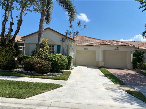 Photo of 6114 Heliconia Road, Delray Beach, FL 33484 (MLS # RX-10734792)