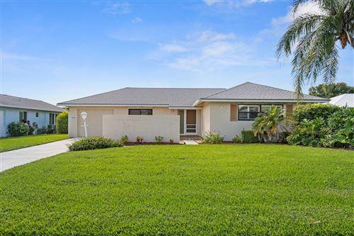 Photo of 18346 SE Birdie Lane, Tequesta, FL 33469 (MLS # RX-10748792)