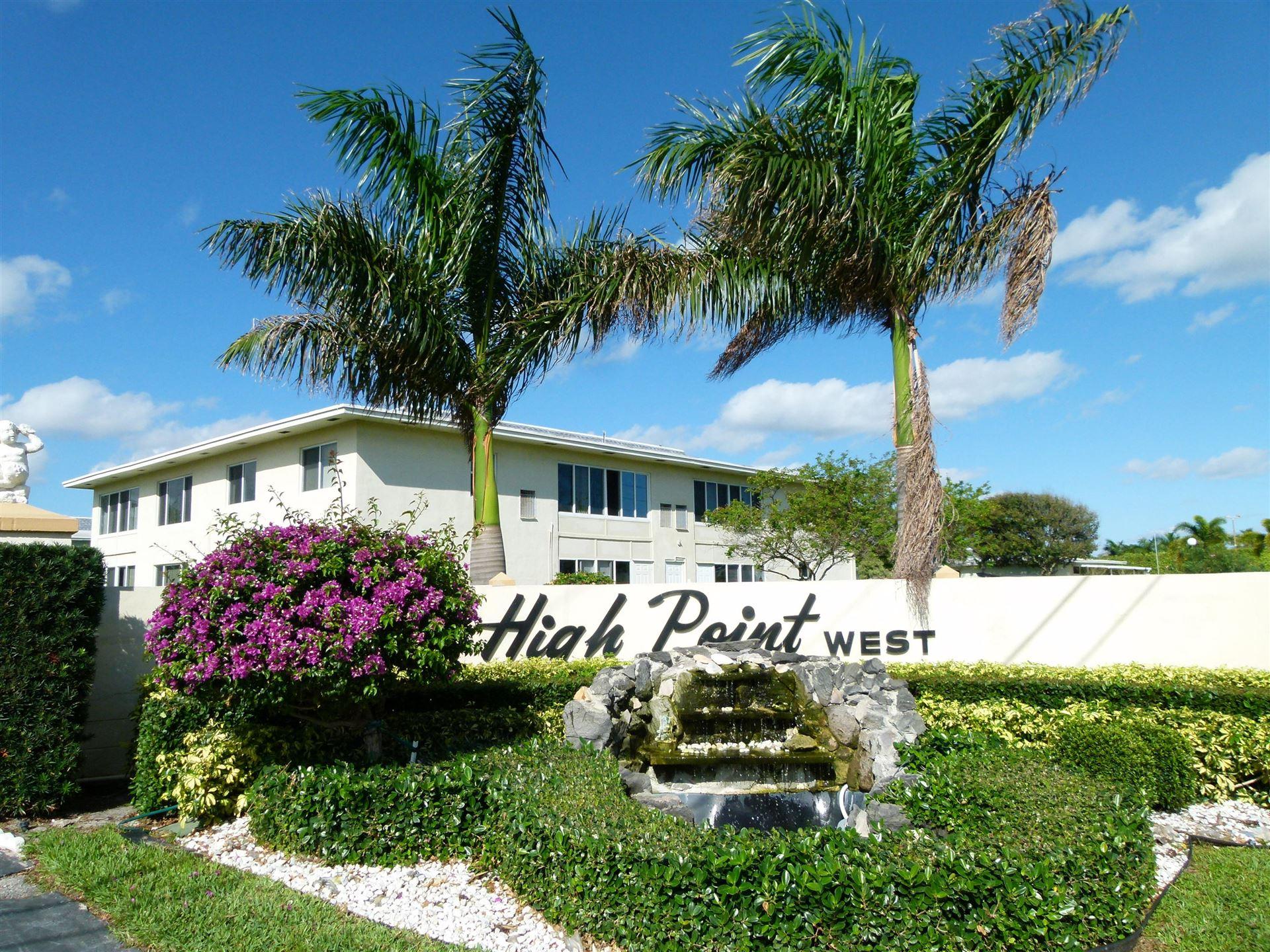 210 Main Boulevard #1 B, Boynton Beach, FL 33435 - #: RX-10672792