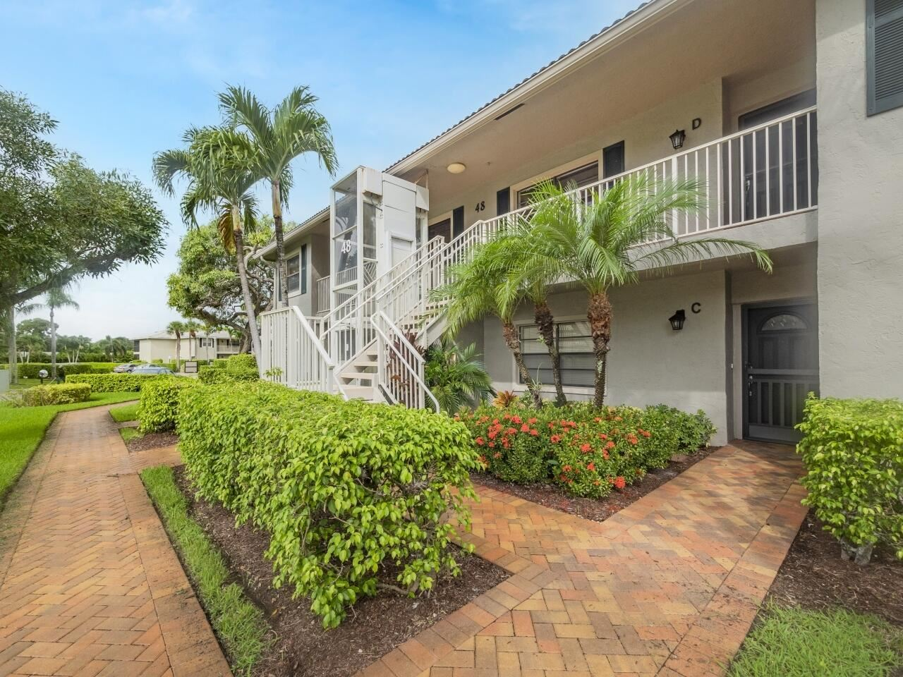 48 Stratford Lane #D, Boynton Beach, FL 33436 - MLS#: RX-10727792