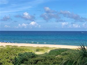 Photo of 3000 N Ocean Drive #5-B, Singer Island, FL 33404 (MLS # RX-10519793)