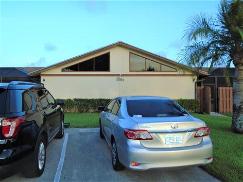 Foto de inmueble con direccion 1191 Summit Place Circle #B West Palm Beach FL 33415 con MLS RX-10635793
