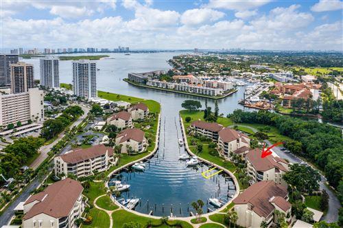 Photo of 1116 Marine Way W #C4r, North Palm Beach, FL 33408 (MLS # RX-10743793)
