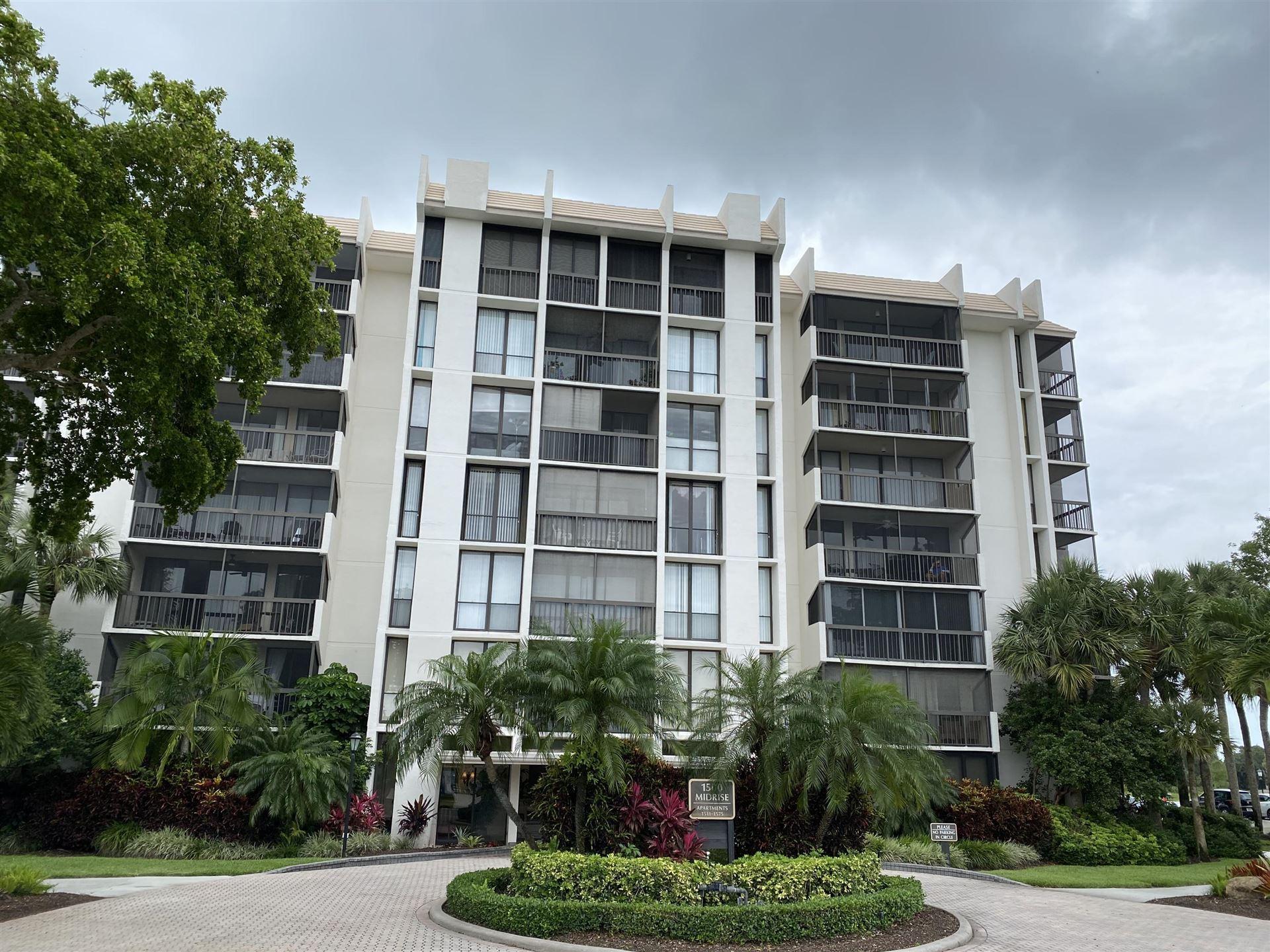 1551 Bridgewood Drive #1551, Boca Raton, FL 33434 - #: RX-10628793