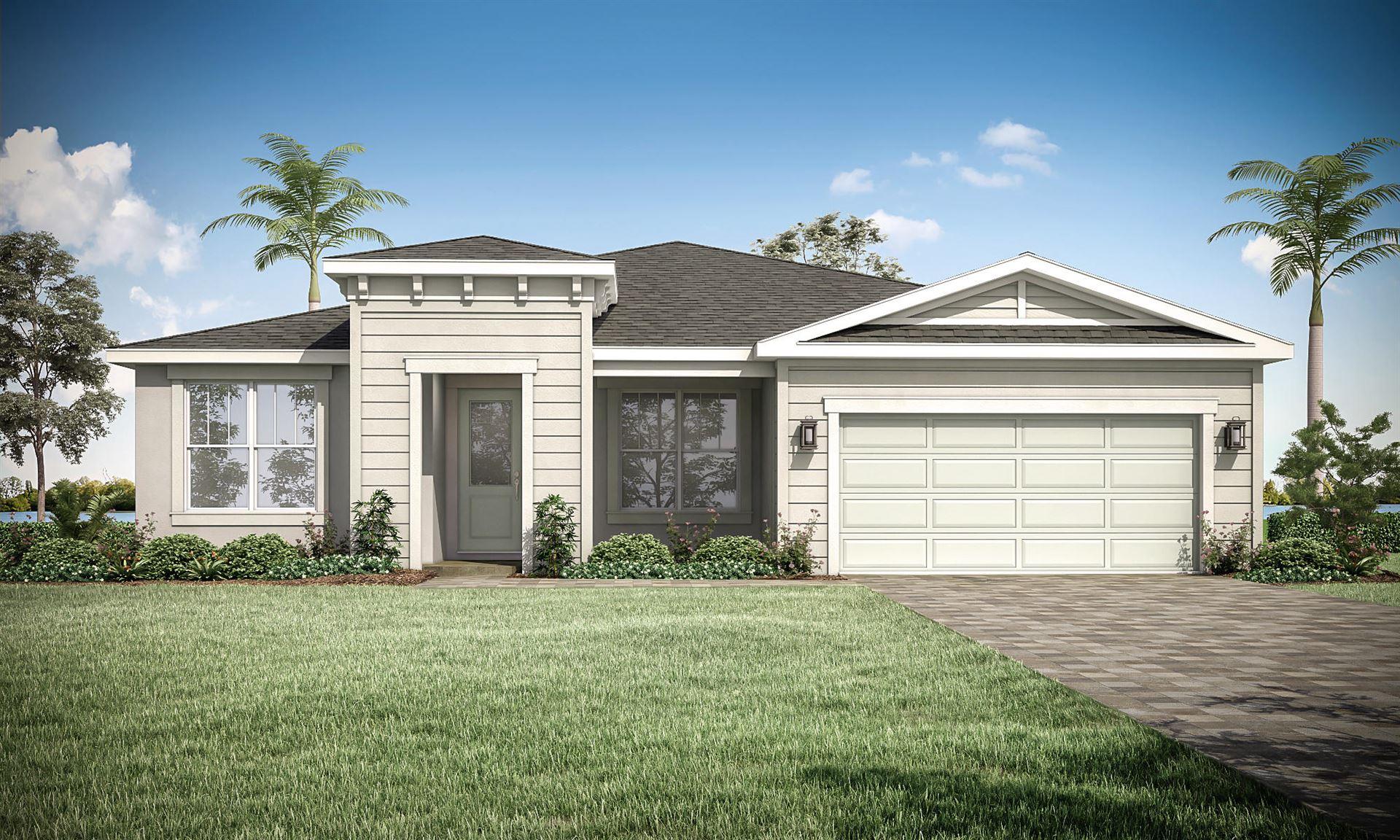 11829 SW Lyra Drive #Lot 19, Port Saint Lucie, FL 34987 - #: RX-10685793