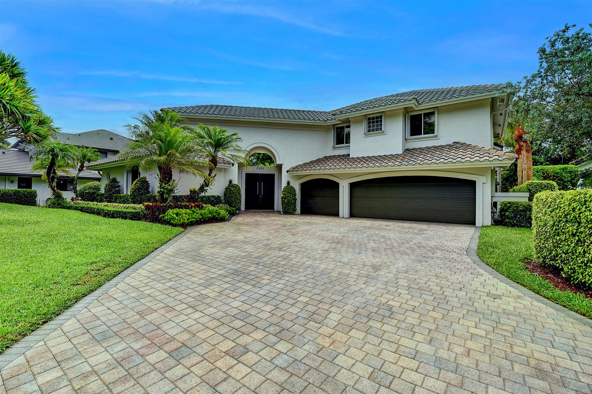 Photo of 3986 NW 52nd Place, Boca Raton, FL 33496 (MLS # RX-10724793)