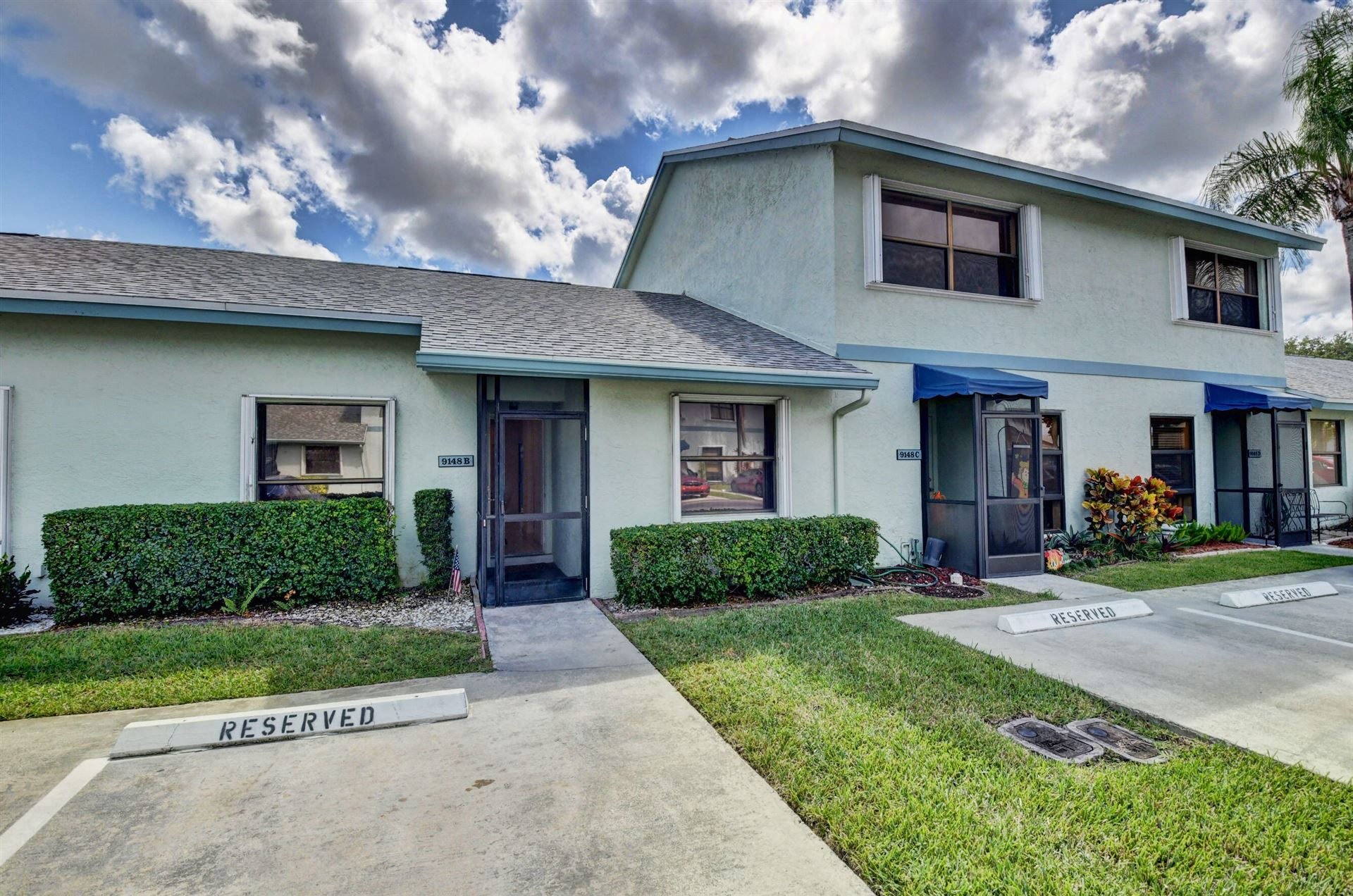 9148 SW 21st Court #B, Boca Raton, FL 33428 - MLS#: RX-10751793