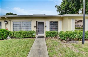 Photo of 13725 Flora Place #C, Delray Beach, FL 33484 (MLS # RX-10546794)