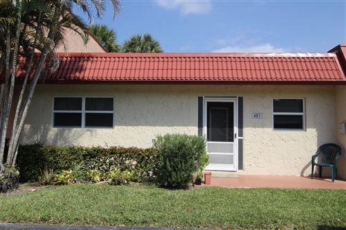 Foto de inmueble con direccion 481 Lake Dora Drive West Palm Beach FL 33411 con MLS RX-10606794
