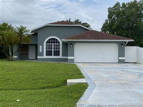Photo of 1290 SW Melrose Avenue, Port Saint Lucie, FL 34953 (MLS # RX-10715794)