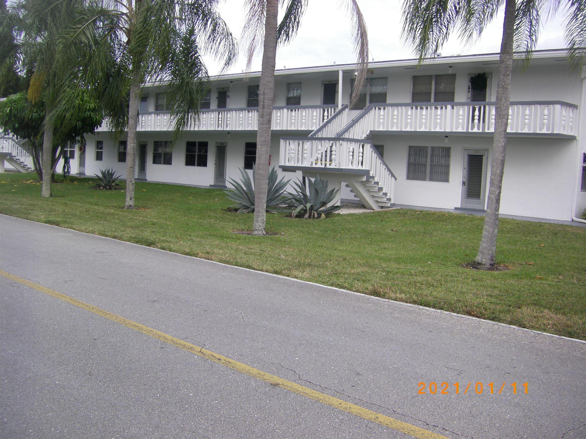 163 Canterbury G #163, West Palm Beach, FL 33417 - #: RX-10683794