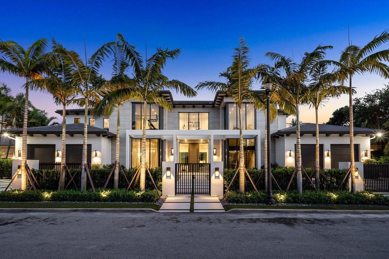 144 W Coconut Palm Road, Boca Raton, FL 33432 - MLS#: RX-10708794