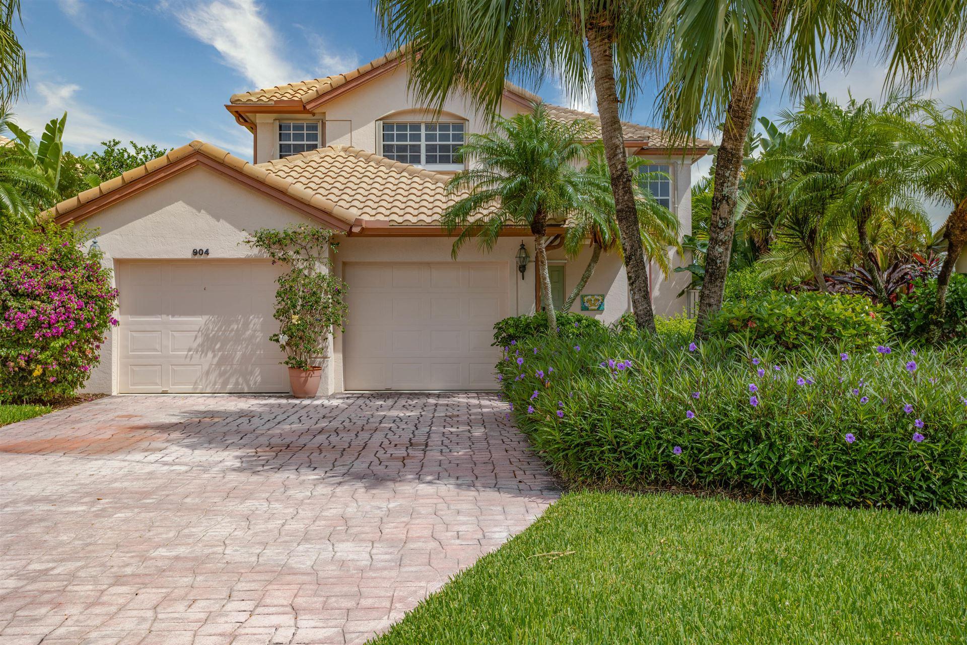 904 Augusta Pointe Drive, Palm Beach Gardens, FL 33418 - MLS#: RX-10721794