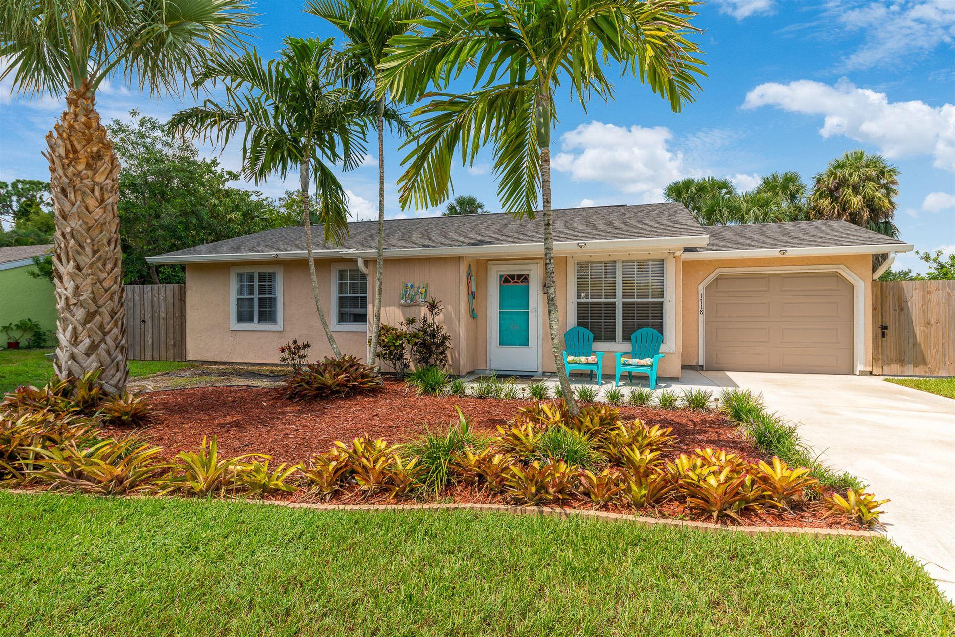 1718 SE Cascella Court, Port Saint Lucie, FL 34952 - #: RX-10733794
