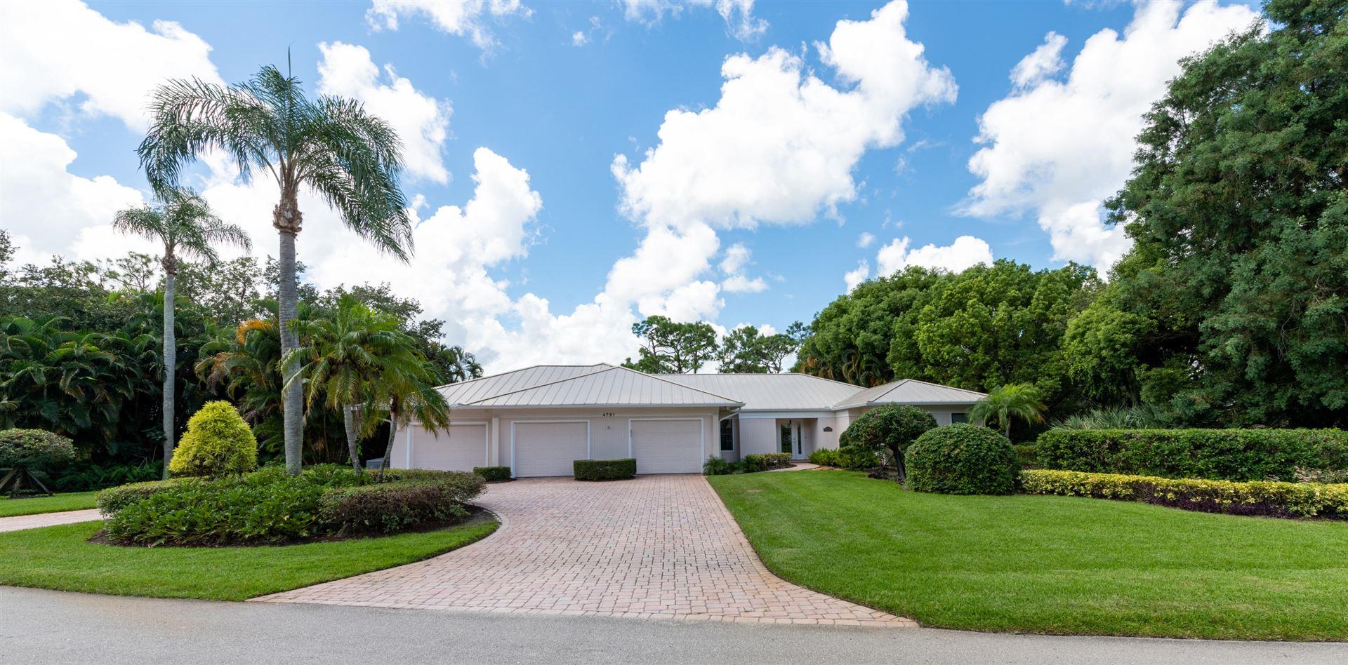 4781 SW Parkgate Boulevard, Palm City, FL 34990 - MLS#: RX-10737794