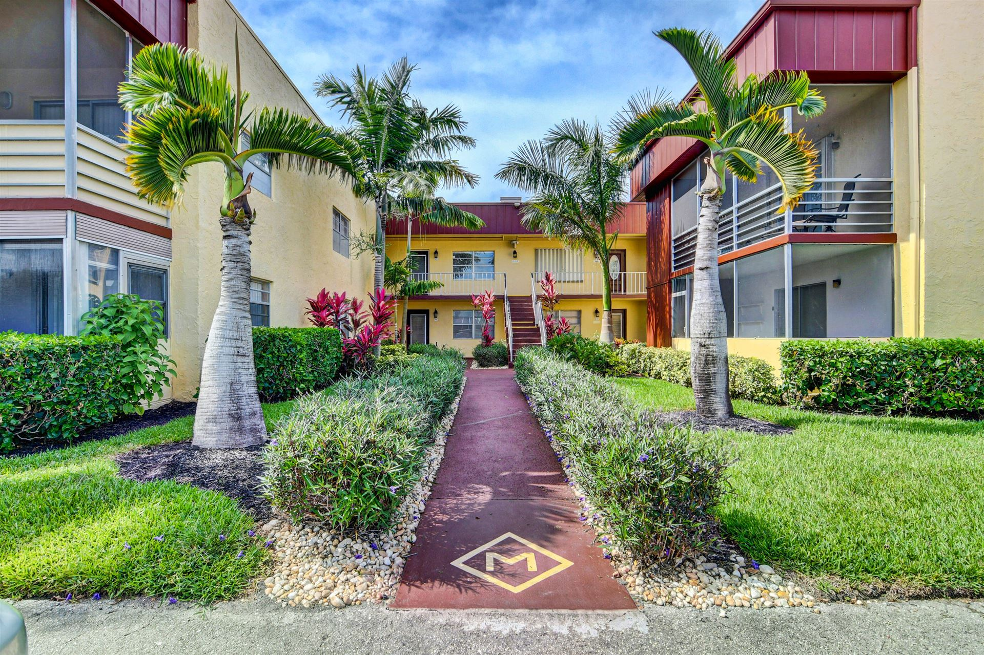 613 Flanders M, Delray Beach, FL 33484 - MLS#: RX-10721795