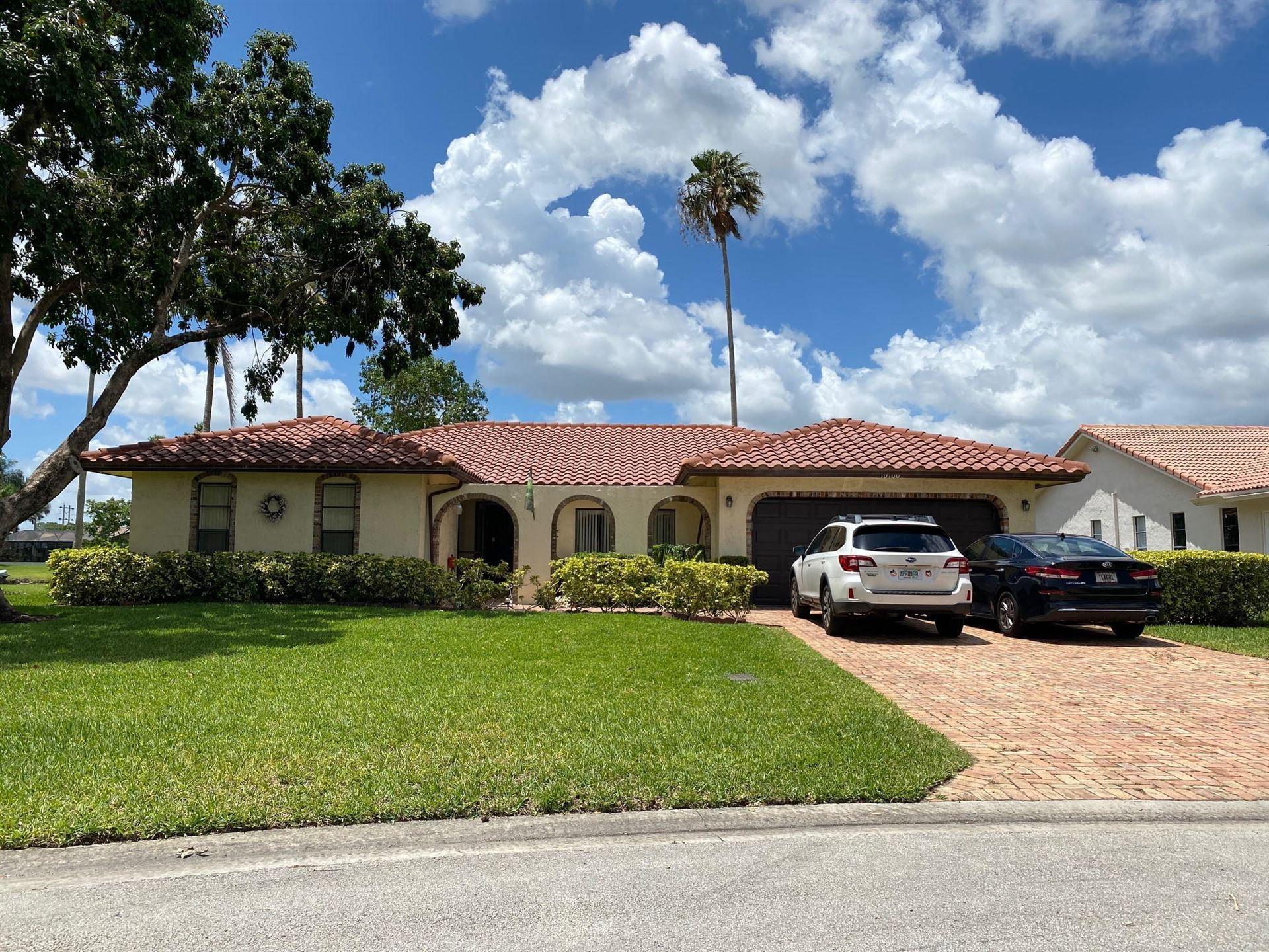 10100 NW 1st Manor, Coral Springs, FL 33071 - MLS#: RX-10723795