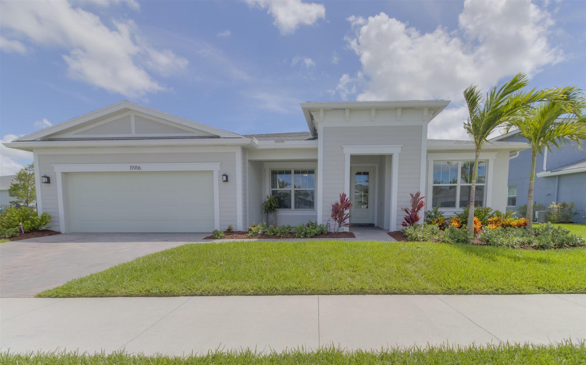 11916 SW Lyra Drive, Port Saint Lucie, FL 34987 - MLS#: RX-10732795