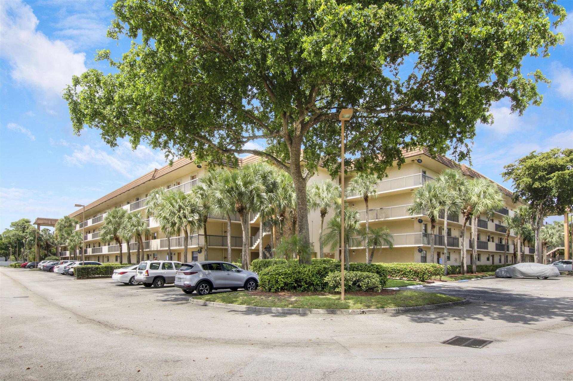Photo of 4930 E Sabal Palm Boulevard #303, Tamarac, FL 33319 (MLS # RX-10733795)