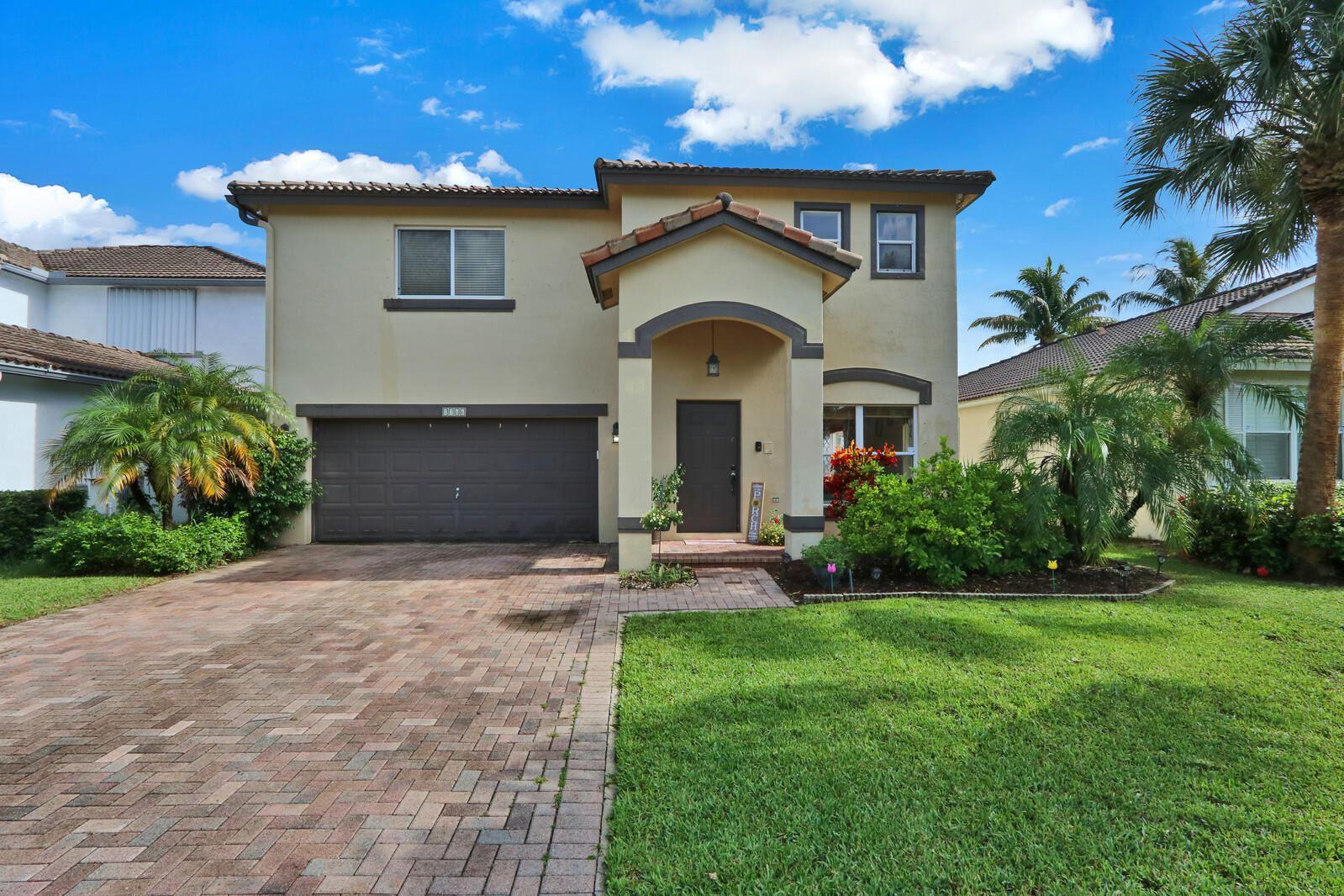 1166 Rialto Drive, Boynton Beach, FL 33436 - #: RX-10642796