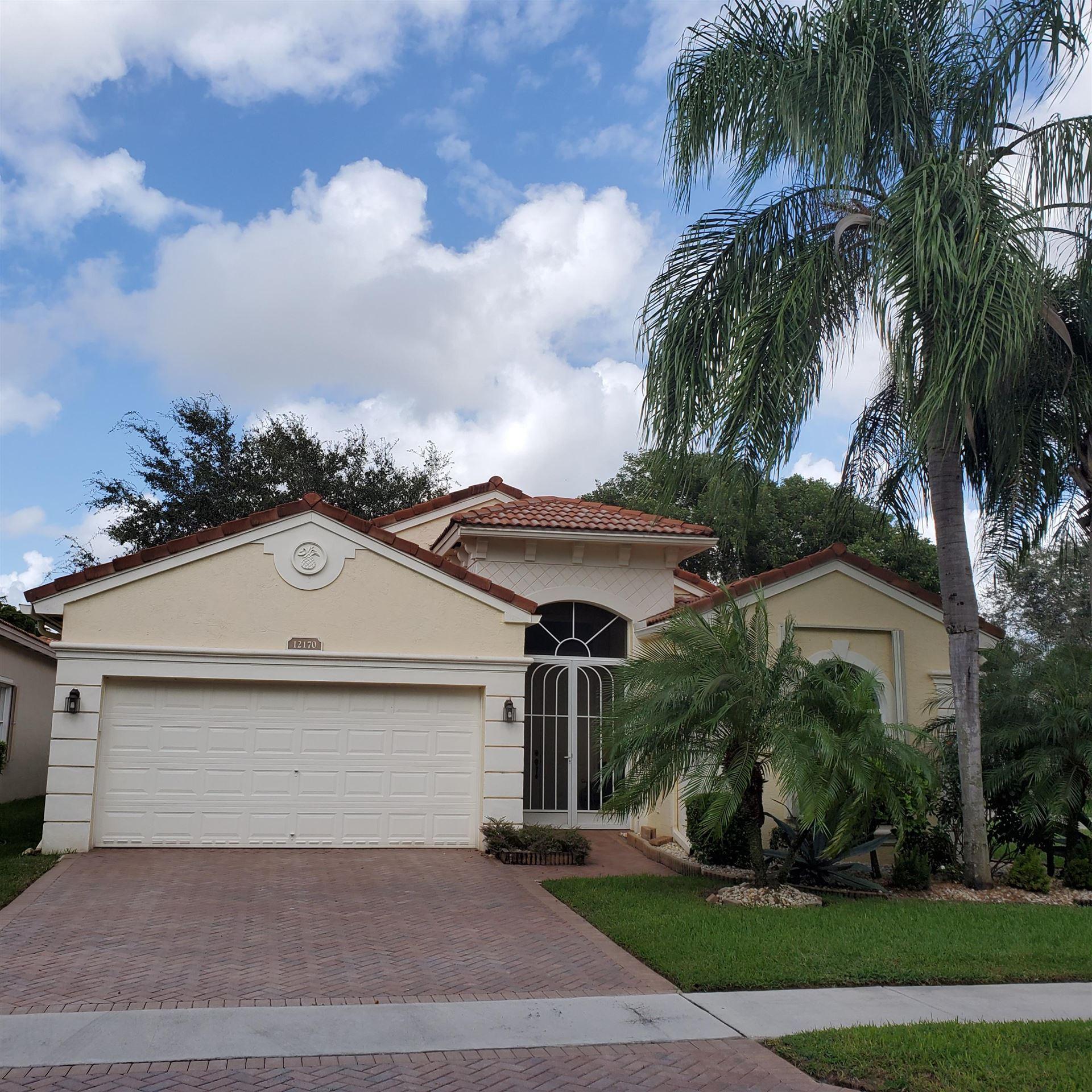 Photo of 12170 Blair Avenue, Boynton Beach, FL 33437 (MLS # RX-10667796)