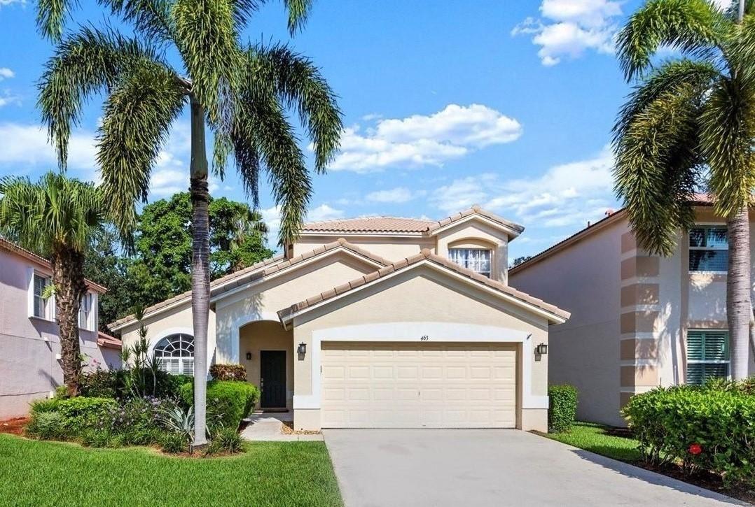 463 Woodview Circle, Palm Beach Gardens, FL 33418 - #: RX-10733796