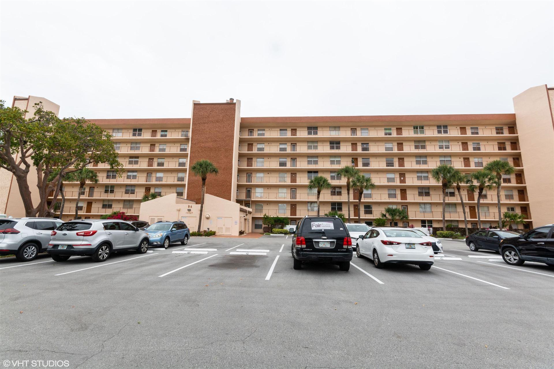 14527 Bonaire Boulevard #607, Delray Beach, FL 33446 - #: RX-10611797