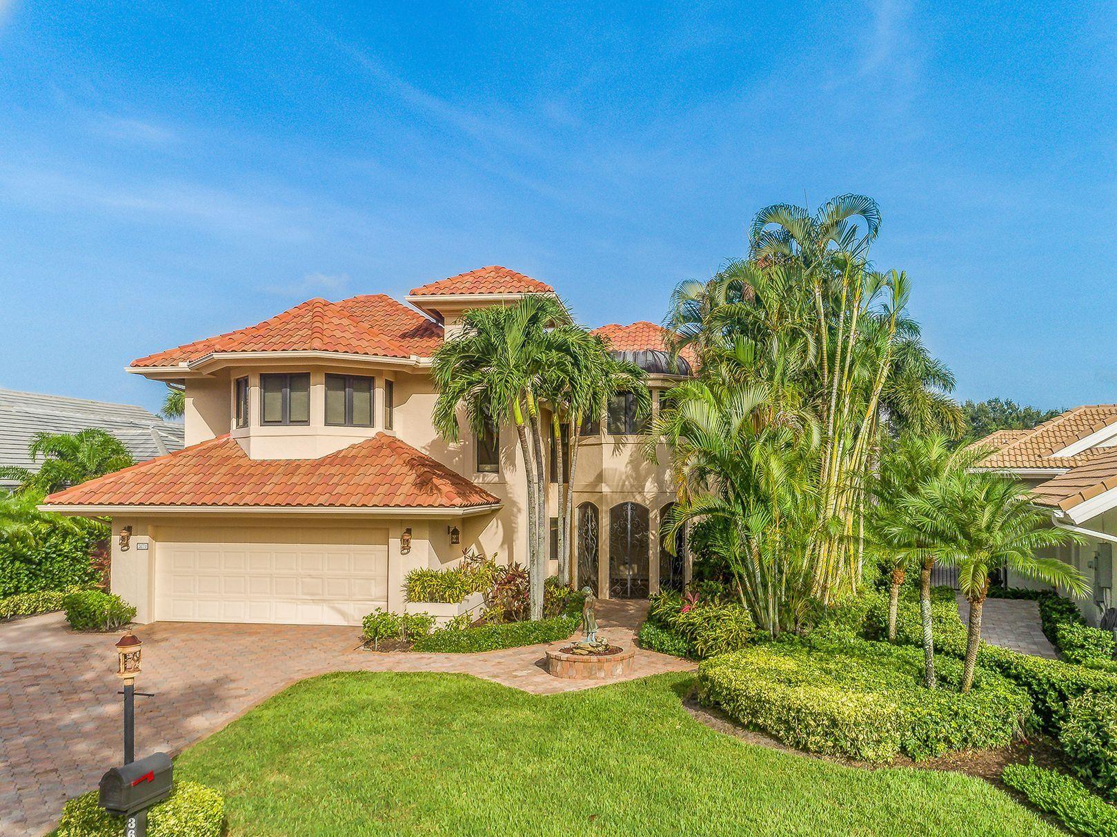 Photo of 3671 Dijon Way, Palm Beach Gardens, FL 33410 (MLS # RX-10662797)