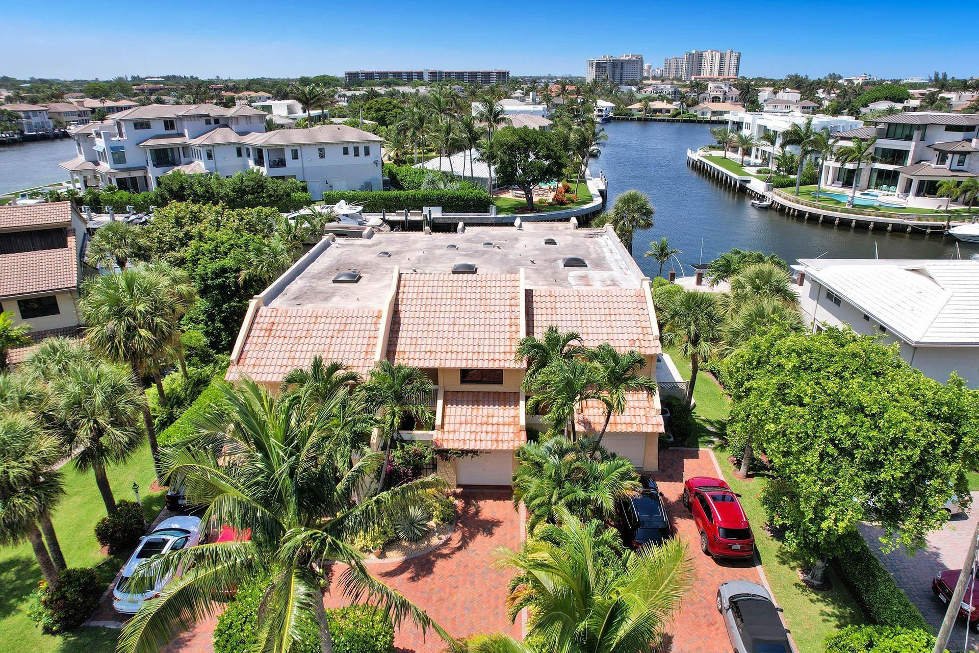 1015 Bel Air Drive #2, Highland Beach, FL 33487 - MLS#: RX-10730797