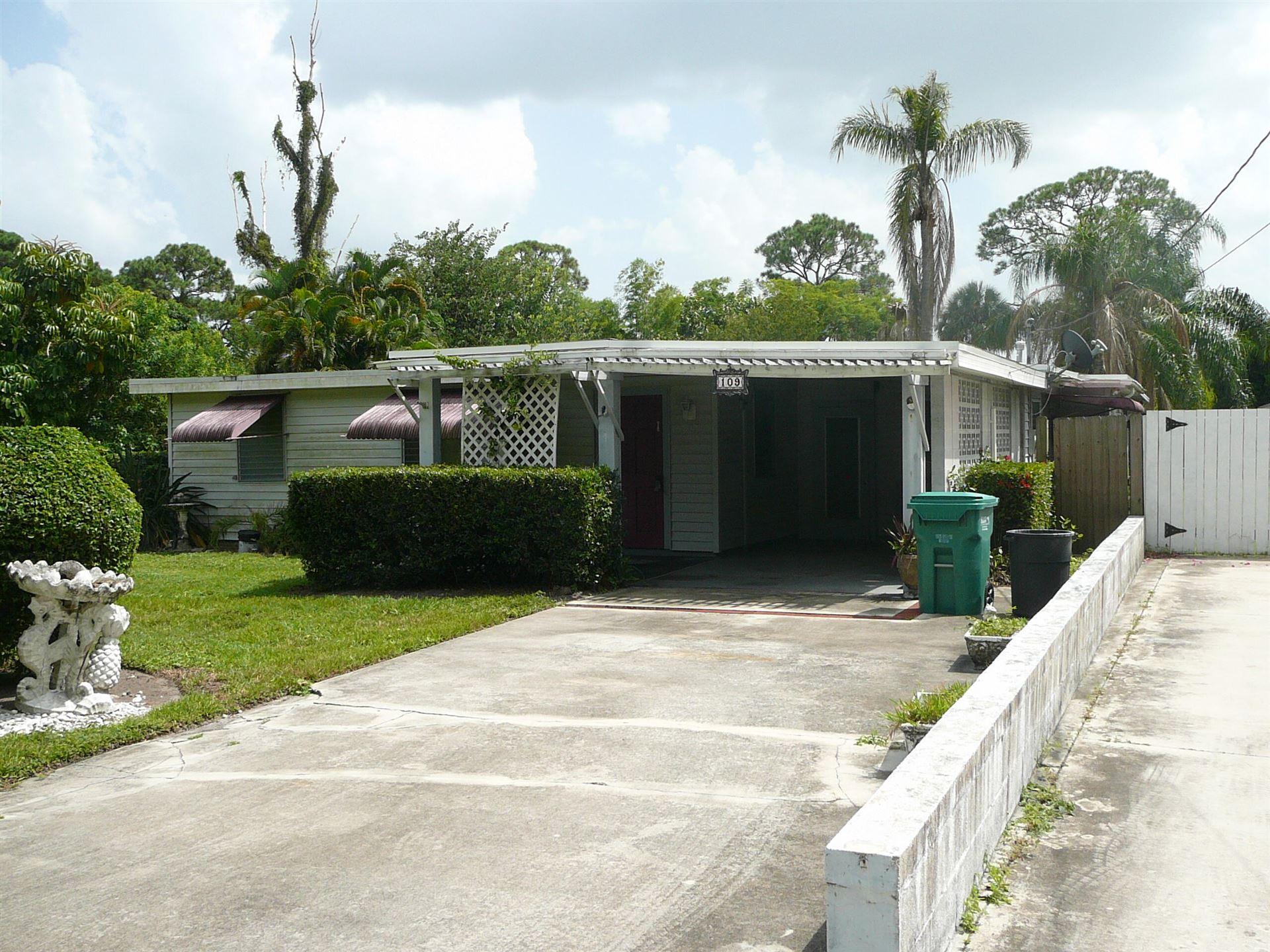 109 E Easy Street, Fort Pierce, FL 34982 - #: RX-10742797